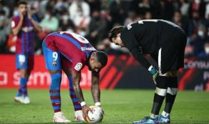 بهترین فرصت بارسلونا اینجا از دست رفت