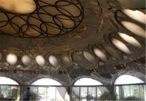آمادگی شهرداری کرج برای بازسازی کاخ تاریخی مروارید