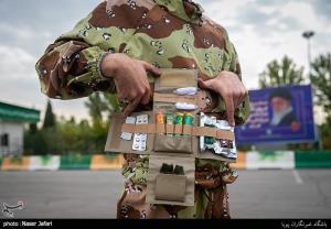 عکس/ افتتاح فاز دوم واکسیناسیون سیار کرونا یگان ویژه