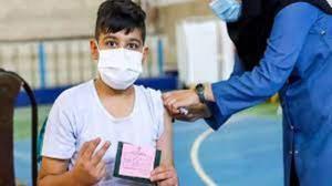 ۹۱ هزار دانشآموز در استان مرکزی واکسینه شدند