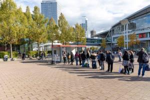 گزارش آماری از نمایشگاه کتاب فرانکفورت/ امیدواری آلمانیها برای سال آینده