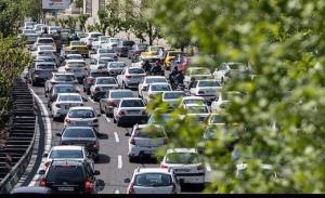 گره ترافیکی بلوار جمهوری شیراز باز میشود