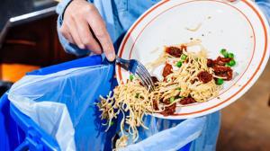 دور ریز مواد غذایی را به حداقل برسانید