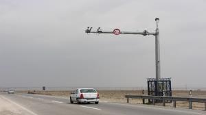۶ دوربین نظارت در محورهای گلستان نصب می شود