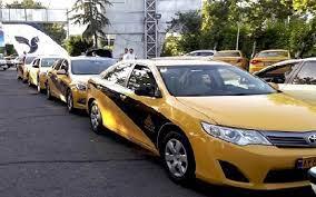 نحوه سازماندهی تاکسی های فرودگاه چونگ کینگ در چین