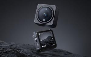 DJI از دوربین ورزشی اکشن ۲ با طراحی ماژولار رونمایی کرد