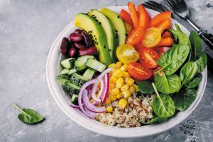 مراقبت از قلب با یک رژیم غذایی سالم