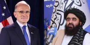 دومین نشست هیات آمریکایی با طالبان در قطر برگزار شد