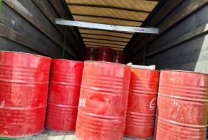 ۲۵۰ هزار لیتر گازوییل قاچاق درقم کشف شد