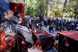 جشن «هوره» در شهرستان اسلامآباد غرب