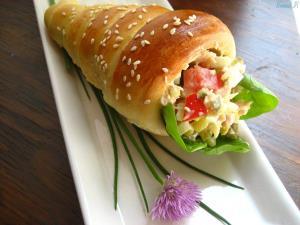 نان قیفی؛ صبحانه ای مهیج