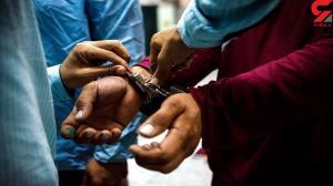 سارق حرفهای کابل برق در کرمانشاه دستگیر شد