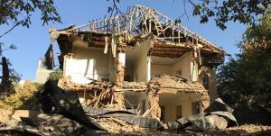 تخریب سریالی خانههای تاریخی همدان؛ چه کسی مسئول است؟