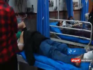 آخرین وضعیت مصدومان تصادف زنجیره ای کرج-قزوین