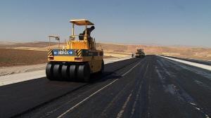 اجرای ۱۰ کیلومتر عملیات روکش آسفالت محور سرایان_سراهی روم