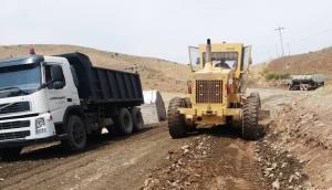 حذف ۲ نقطه حادثهخیز جادهای در استان مرکزی