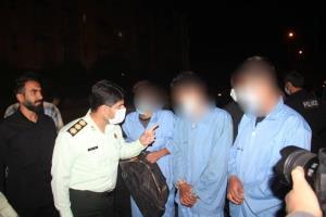 دستگیری سارقان مسلح کمتر از ۴۸ ساعت در دزفول