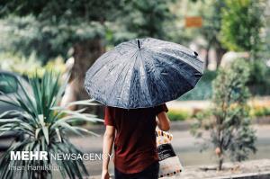 سامانه بارشی تا روز پنج شنبه در آذربایجانشرقی فعال است