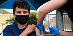 ۷۴ درصد دانشآموزان کرمانشاه واکسینه شدند