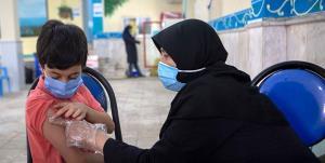 بیش از ۶۰ درصد دانشآموزان غرب اهواز واکسینه شدند