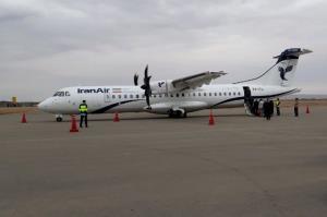نقص فنی علت تاخیر در پرواز ایلام به مشهد