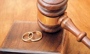 طلاق بخاطر وسایل کهنه