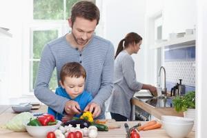 چطور کارهای خونه رو با همسرمون تقسیم کنیم؟