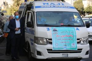ورود یگان ویژه ناجا به واکسیناسیون عمومی