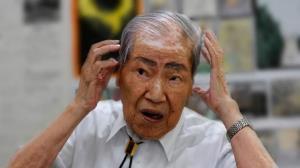 معروفترین بازمانده بمباران اتمی هیروشیما درگذشت