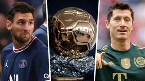 لواندوفسکی بالاتر از مسی برنده توپ طلا شد؟