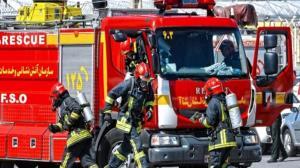 کاهش حوادث آتش سوزی در کرمان