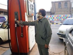 ۴۱ جایگاه سوخت تربت حیدریه بنزین را به صورت دستی توزیع میکنند