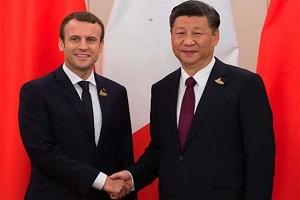 گفتوگوی روسای جمهور فرانسه و چین پیرامون ایران و برجام