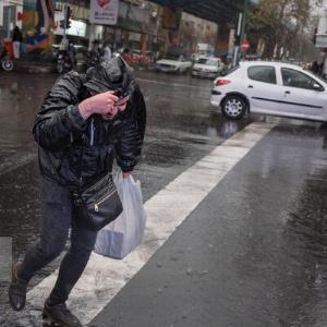 پیش بینی بارندگی در ۱۴ استان کشور