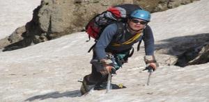 کوهنورد ملی پوش بوکانی درگذشت