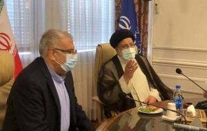 بازدید سرزده رییسجمهوری از وزارت نفت برای بررسی وضعیت جایگاههای سوخت