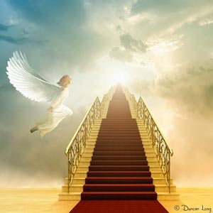 داستانک/ تنها راه ورود بشر به بهشت