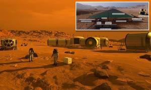تأمین سوخت موشکها با کمک باکتریهای مریخ