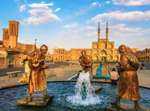 یزد «شهر کامل» ایران لقب گرفت