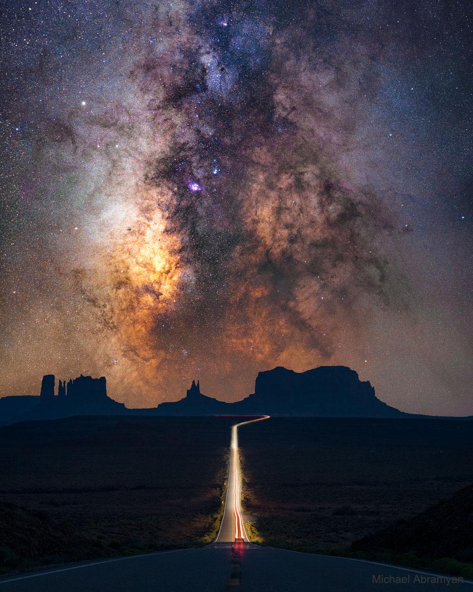 جادهای به سوی کهکشان