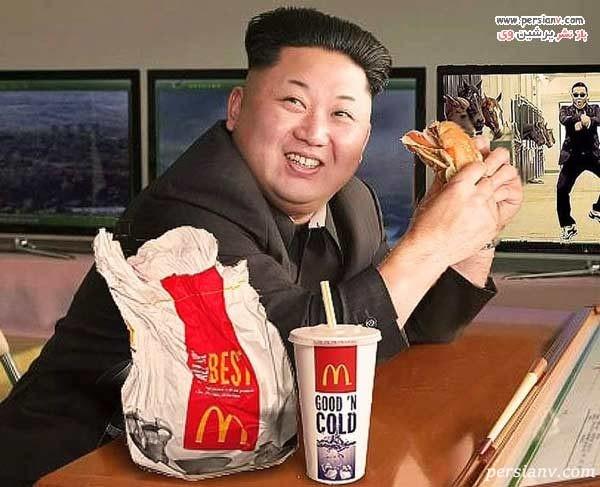 «اون» از مردمش خواست کمتر غذا بخورند!