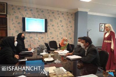 پرونده ثبت ۱۰ اثر ناملموس در استان اصفهان تدوین شد