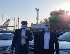 رئیس سازمان زندانها وارد اهواز شد