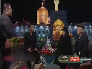 شهیدی که به صورت مهندسی محل دفن خود را تعیین کرد