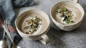سوپ قارچ مجارستانی؛ شامی سبک و راحت