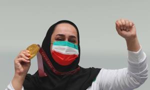 جوانمردی: هدفم کسب چهارمین طلای پارالمپیک در پاریس است