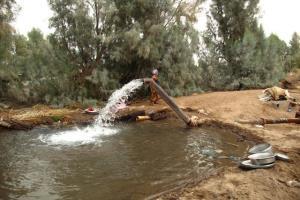 افزایش ۲ برابری اضافهبرداشت آب از سفرههای زیرزمینی زنجان