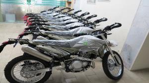 پاسگاههای محیطبانی اردبیل به ۱۶ دستگاه موتورسیکلت مجهز شدند