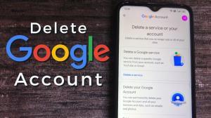 چگونه حساب گوگل خود را حذف کنیم؟