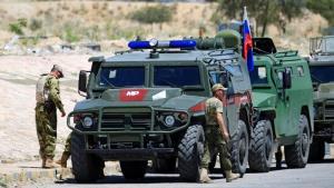 صفآرایی بیسابقه نیروهای ترکیه در سوریه؛ جنگندههای روسی عازم شدند